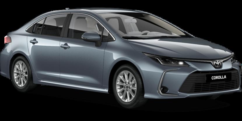 Toyota Corolla SD aut